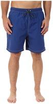 Nautica Big Tall Quick Dry J Class Swim Trunk Men's Swimwear