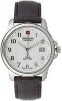 Swiss Military Hanowa Swiss Soldier Prime Watch Braun/silber