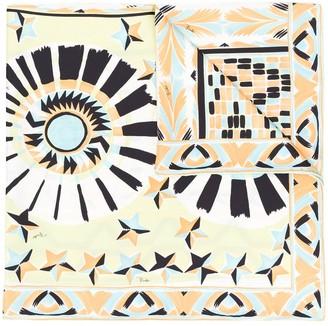 Emilio Pucci Pre-Owned Star Print Scarf