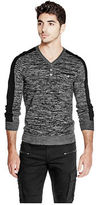 GUESS Men's Bain Sweater