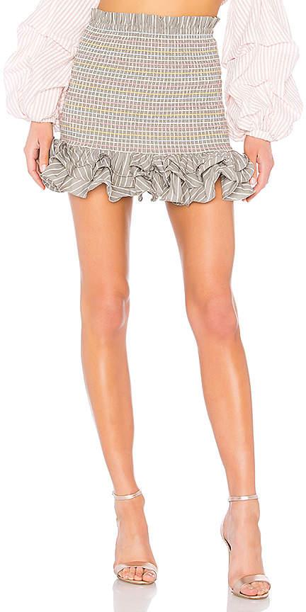X REVOLVE Barrett Skirt