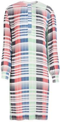 J.W.Anderson Micro Pleat Relax Fit Dress