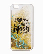 Charming charlie Love You to the Moon iPhone 6/6+ Case