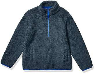 Amazon Essentials Quarter-zip High-pile Polar Fleece JacketXXL (14)