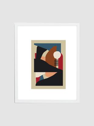 "Spacey Studios ""Costa Bonita"" Framed Print"