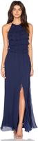 L'Agence Adriana Maxi Dress