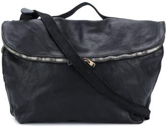 Guidi Large Messenger Bag