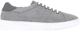 Mint Velvet Charlie Trainers, Grey