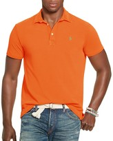 Polo Ralph Lauren Featherweight Mesh Regular Fit Polo Shirt - 100% Bloomingdale's Exclusive