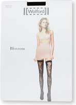 Wolford Blossom stay-up tights