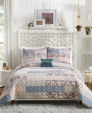 Jessica Simpson Tallulah Floral Full/Queen Quilt