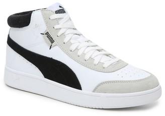 Puma Court Legend High-Top Sneaker - Men's