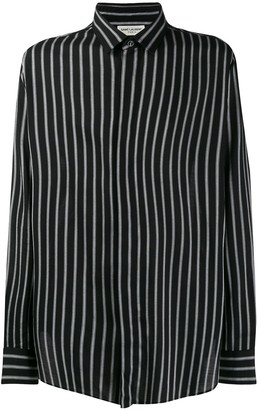 Saint Laurent Striped Shirt