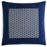 "Yves Delorme Alliance Decorative Pillow, 17"" x 17"""