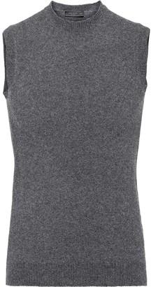 Prada Knitted Cashmere Vest