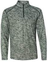 Badger mens Blend 1/4-Zip Pullover - BD4192 2XL