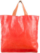 3.1 Phillip Lim Bi-Color Leather Tote