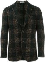 Boglioli checked jacket