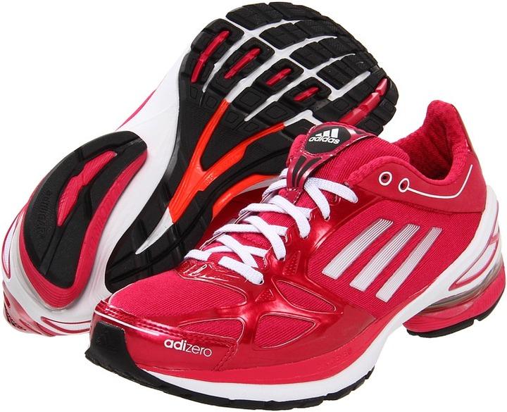 adidas adiZero F50 2 W (Bright Pink/Zero Metallic/Black) - Footwear