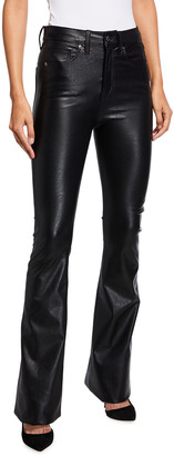 Veronica Beard Jeans Beverly Vegan Leather Pants