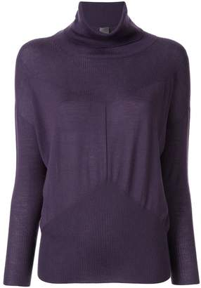 Lorena Antoniazzi rollneck cashmere sweater