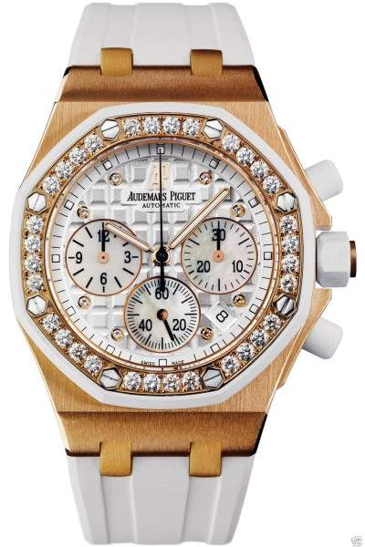 Audemars Piguet Royal Oak Offshore Chrono 26048ok.zz.d010ca.01 37mm Watch