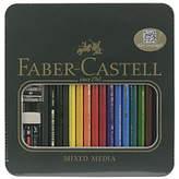 Faber-Castell Polychromos 16-Piece Colored Penc