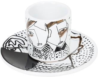Adventures Vi Coffee Cup & Saucer