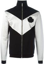 Alexander McQueen skull badge sweatshirt