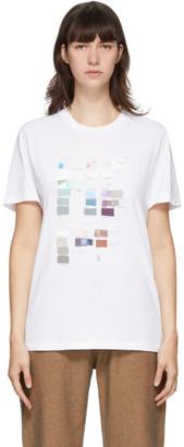 MM6 MAISON MARGIELA White FW20 Graphic T-Shirt