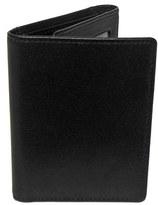 Boconi Men's 'Grant' Rfid Blocker Leather Trifold Wallet - Black