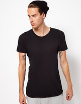 Bassike Slim Pocket T-Shirt