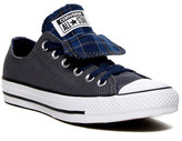 Converse Chuck Taylor Double Tongue Ox Low Top Sneakers (Women)
