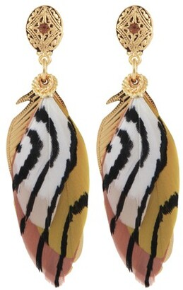 Gas Bijoux Saona earrings