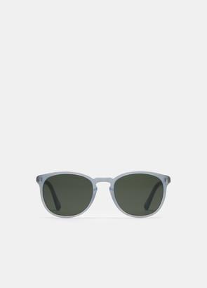DOM VETRO / Powder Blue Sunglasses