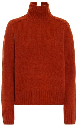 Acne Studios Turtleneck wool sweater