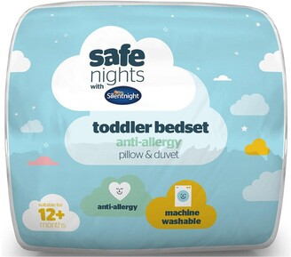 Silentnight 9 Tog Toddler Cot Quilt & Pillow Set