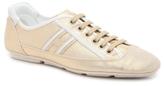 Hogan Final Sale Suede Leather Sneaker