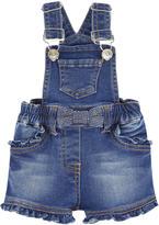 MonnaLisa Short jean overalls
