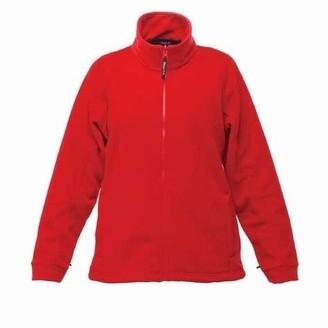 Regatta Ladies/Womens Thor III Fleece Jacket (280g GSM) (10 UK) (Classic Red)