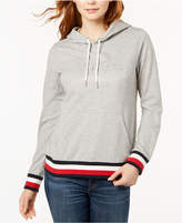 Tommy Hilfiger Embossed Logo Hoodie, Created for Macy's