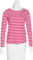 Petit Bateau Striped Long Sleeve Top