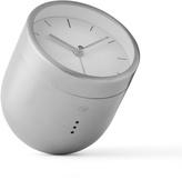 Menu Metallic Tumbler Alarm Clock