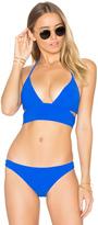 Sauvage Mon Cheri Banded Bikini Top