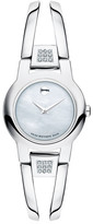 Movado Women's Amorosa Diamond Accented Mother of Pearl Watch