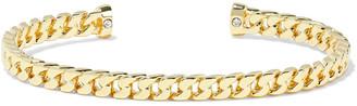 Shashi Lauren 18-karat Gold-plated Cuff
