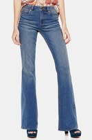 Vince Camuto Women's Two By 'Classic '70S' Flare Leg Jeans
