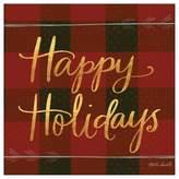 Thirstystone OCS Happy Holidays 4-pc. Coaster Set