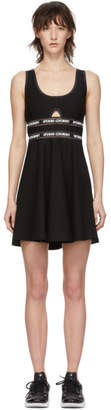 Opening Ceremony Black Torch Fit and Flare Dress