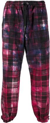 Mauna Kea Faded Tartan Trousers